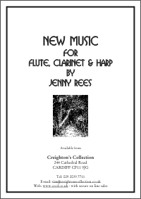 Jeeny Rees Catalogue of Music